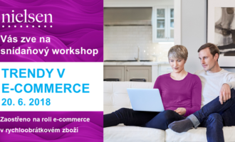 20. 6. 2018 Workshop Trendy v e-commerce, Praha