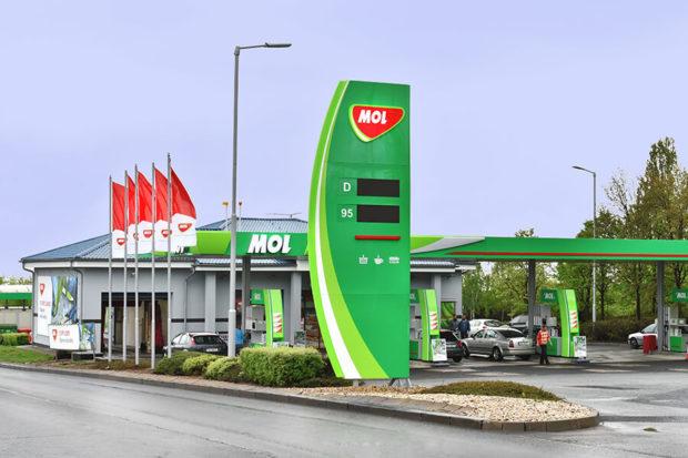 Čerpací stanice Pap Oil do konce roku 2020 změní název, bude z nich MOL