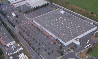 Vietnamský velkoobchod Tamda Foods koupil opuštěné obchodní centrum Všebořice