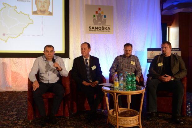 Příběhy úspěšných obchodníků zazněly na kongresu Samoška