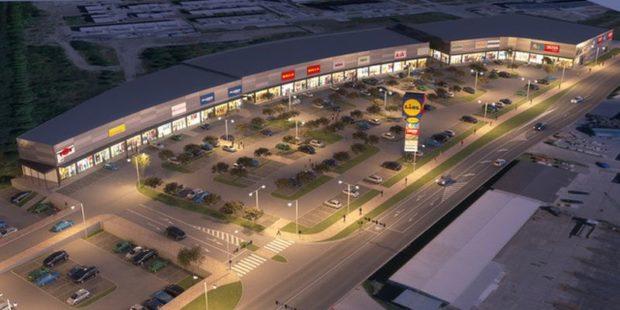 Nový retailový park vzniká v pražských Štěrboholích. Bude mít 19 obchodů