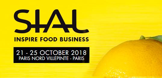 21.–25. 10. 2018 Veletrh SIAL Paris, Paříž