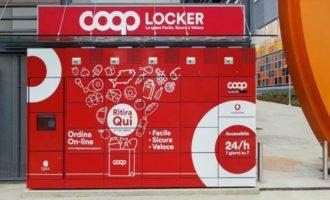 Coop Italia testuje službu Click & Collect s chladicími boxy, v budoucnu mohou být i u čerpacích stanic