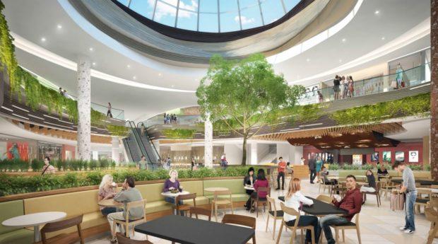 Obchodní centrum Letňany slavnostně otevře modernizovanou zónu restaurací a obchodů