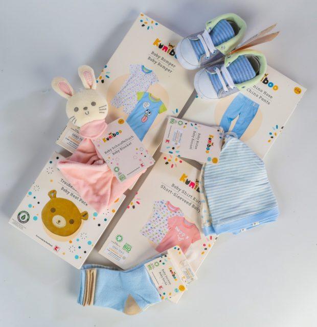 Kaufland má novou značku dětského oblečení Kuniboo