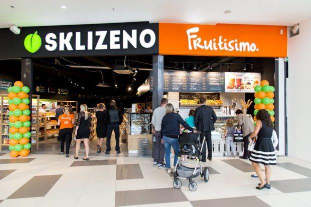 Sklizeno a Fruitisimo otevřely společnou prodejnu, dalších osm plánují do dvou let
