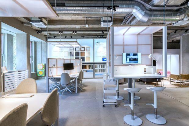 IKEA Point v centru Prahy bude otevřený do konce srpna