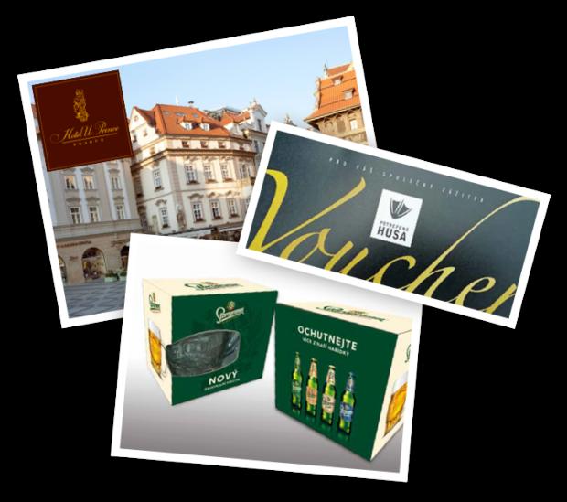 Staropramen pořádá na tradičním trhu spotřebitelskou soutěž. Hlavní výhrou je pobyt v Praze