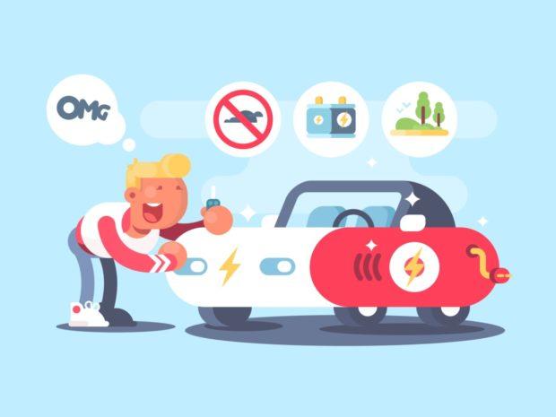 Roman Molek: Smršť elektrických aut na obzoru