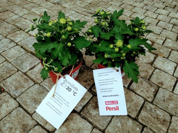 Henkel a Mall.cz vyzívají lidi k malému krůčku každý den