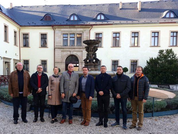 Proběhlo česko-slovenské setkání Coop
