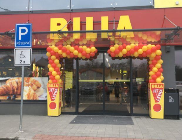 Billa otevírá novou prodejnu v Brně