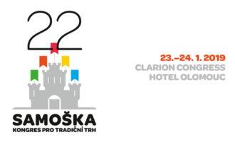 23.–24. 1. 2019 Kongres SAMOŠKA, Olomouc