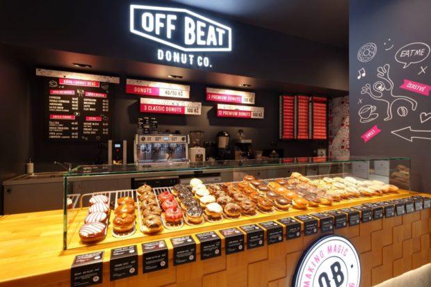 Řetězec Offbeat Donuts otevřel první pobočku v České republice