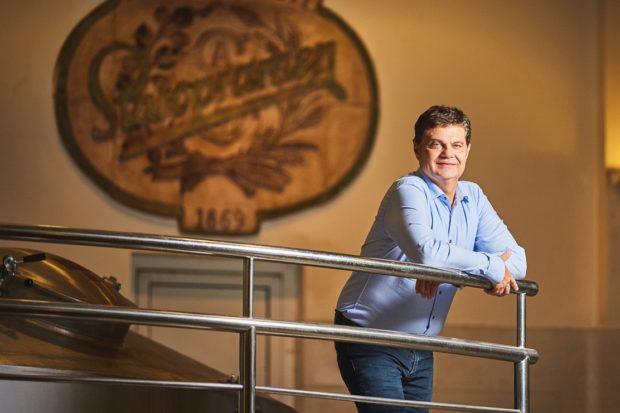 Novým ředitelem výroby a logistiky společnosti Pivovary Staropramen je Milan Jeřábek