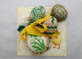 Češi na Velikonoce nejčastěji barví vajíčka