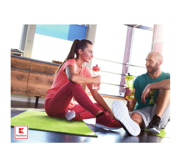 Nová sportovní značka Newletics exkluzivně v nabídce Kauflandu