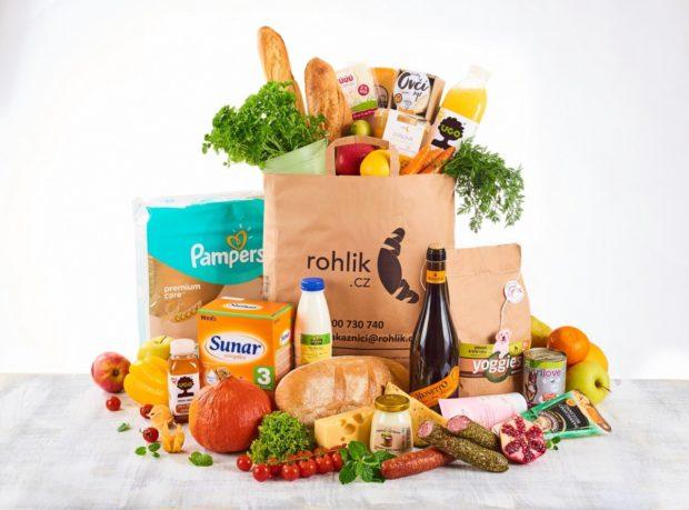 Rohlík.cz se propojuje s firmou My Food