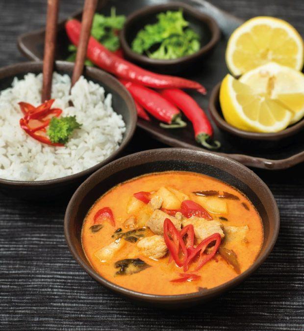 Sklizeno nově připravuje hotová jídla z asijské kuchyně