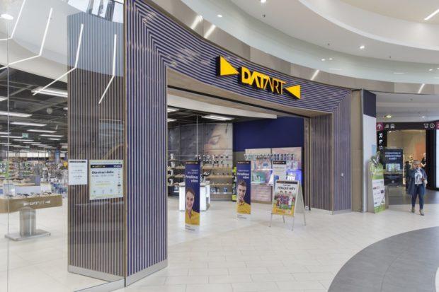 Datart se zapojil do skupiny HP Tronic, tržby překonaly 7,5 miliardy korun