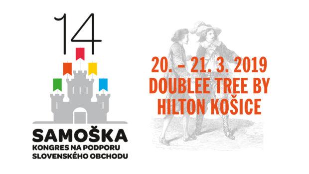 20. a 21. 3. 2019, Kongres SAMOŠKA, Košice