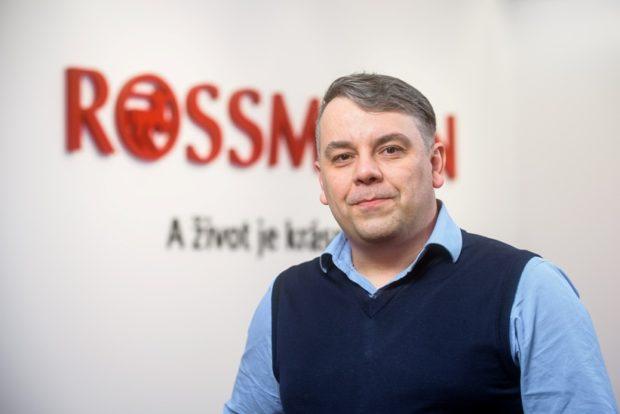 Marek Těthal jmenován ředitelem prodeje ve společnosti Rossmann