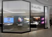 Samsung otevírá modernizovanou prodejnu v obchodním centru Nový Smíchov