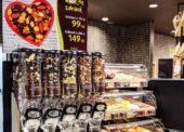 Ořechy a sušené ovoce. MOL na vybraných čerpacích stanicích nabízí Fresh Corner Nuts