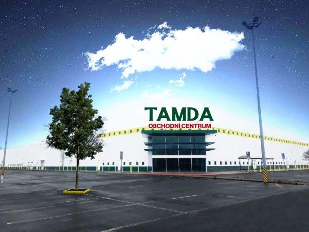 Obchodní centrum Tamda otevře ve druhé polovině roku