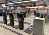Terno supermarket České Budějovice zavedl Self-scan