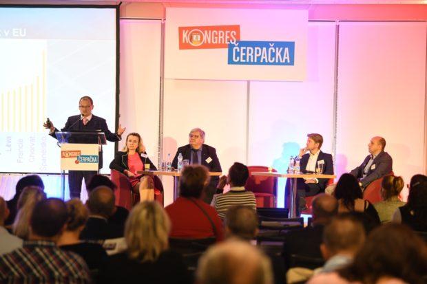 Kongres Čerpačka: Budování fungujícího týmu