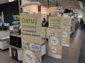 V potravinové sbírce lidé darovali 235 tun potravin a drogistického zboží