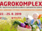 22.–25. 8. 2019, Agrokomplex, Nitra