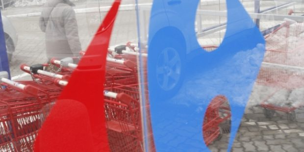 Carrefour odchází z Číny, místní řetězce a e-shopy jsou příliš velkou konkurencí
