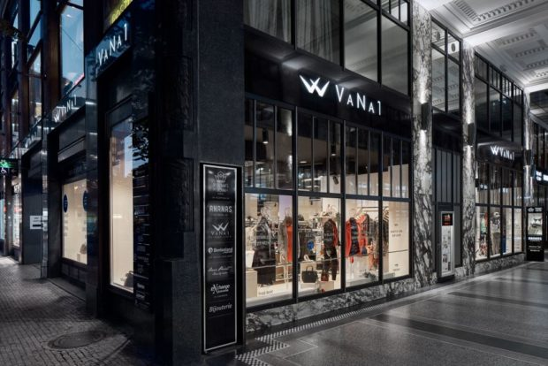 Otevírá se nový outlet store v centru Prahy