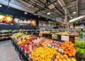 Hypermarket Albert na Zličíně po rekonstrukci – fotografie