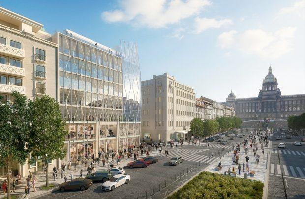 Primark otevře v Praze první tuzemskou prodejnu, potvrzuje řetězec