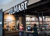 Delmart otevřel v Arkádách Pankrác novou prodejnu s vlastní pekárnou