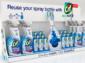 Inovace značky Cif pomůže snížit množství plastových lahví
