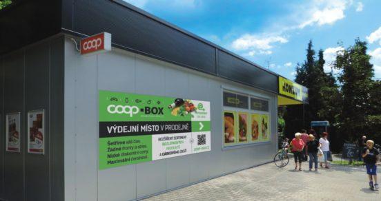 On-line služba je už v celé síti Konzumu, obchodního družstva v Ústí nad Orlicí