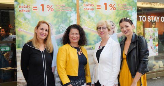 Coop a Procter & Gamble ve spolupráci s Českým červeným křížem podpoří dětskou léčebnu