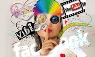 Youtubeři využívají pro natáčení svých videí i prostory nákupních center