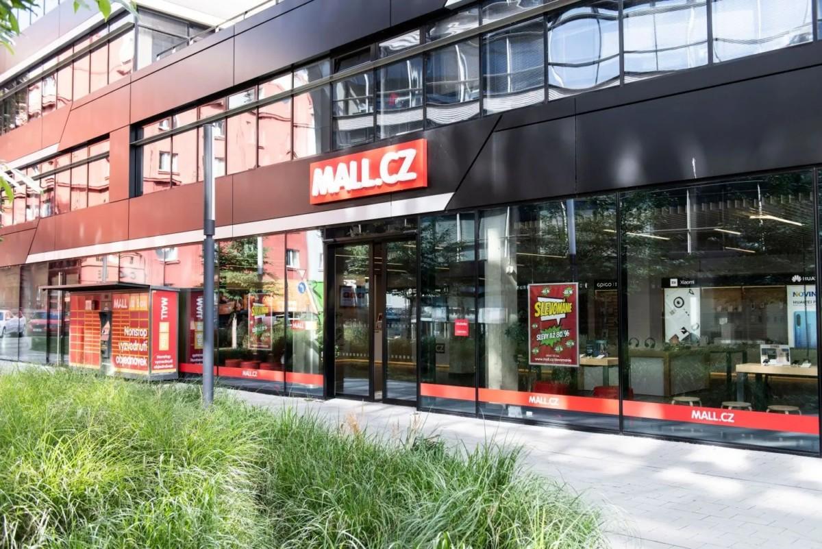 Mall.cz Holešovice