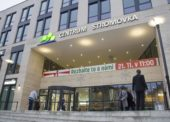 Pražské Centrum Stromovka se otevřelo veřejnosti