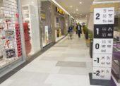 Obchodní centra hlásí mírně vyšší tržby než před koronakrizí