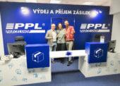 PPL otevřela na pražské Bořislavce svůj první Parcelshop
