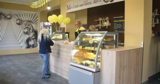 Síť speciálních pekařství s cukrárnou se rozrůstá