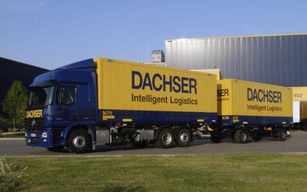 Obrat firmy Dachser v ČR letos překoná tři miliardy korun