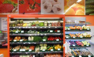 Supermarket Coop Tip v Jistebnici je po rekonstrukci a modernizaci