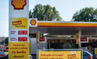 Billa a Shell otevřely již 70. prodejnu Billa stop & shop